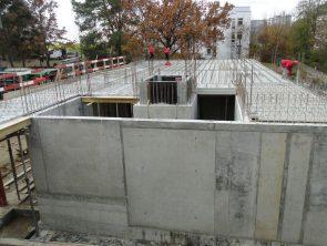 Ende November 2012